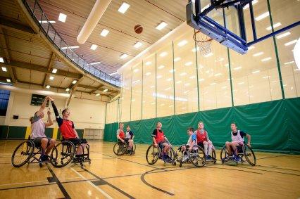 Basketball - photo credit Northern Sport Centre (Jun 4, 2018) 1